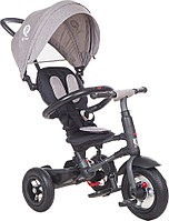 Детский 3-х колесный велосипед Qplay серый, фото 1