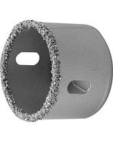 Буровые коронки с твердосплавным напылением ЗУБР 33361, ЭКСПЕРТ, с карбид-вольфрамовой крошкой, фото 2