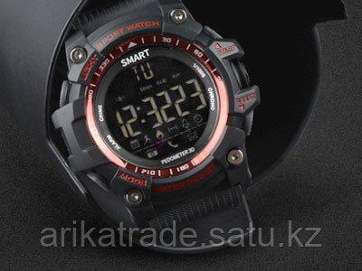 AC16 (смарт-часы+фитнес браслет)