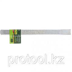 Зубило, 250х20 мм, сталь 45, оцинкованное СИБРТЕХ