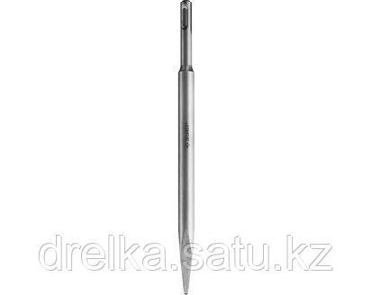Зубило SDS Plus пика ЗУБР 29231-00-250, МАСТЕР, по бетону для перфоратора, 250мм.