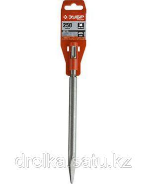 Зубило SDS Plus пика ЗУБР 29231-00-250, МАСТЕР, по бетону для перфоратора, 250мм., фото 2