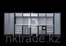 Рабочий модуль для хранения инструмента серый 4885*460*200