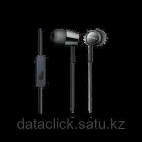 Наушники-вкладыши Sony MDR-EX155APB.E черный