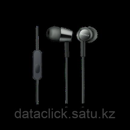 Наушники-вкладыши Sony MDR-EX155APB.E черный, фото 2