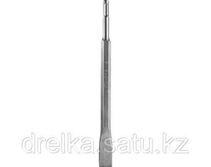 Зубило SDS Plus плоское STAYER 29352-20-250_z01, PROFESSIONAL, по бетону для перфоратора, узкое, 20 х 250 мм.