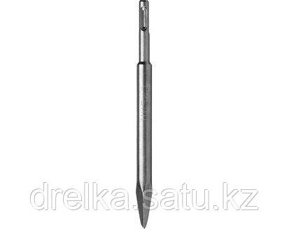 Зубило SDS Plus пика СИБИН 29241-00, по бетону для перфоратора, 200 мм