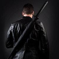 Зонт-трость «Самурайский меч», фото 1