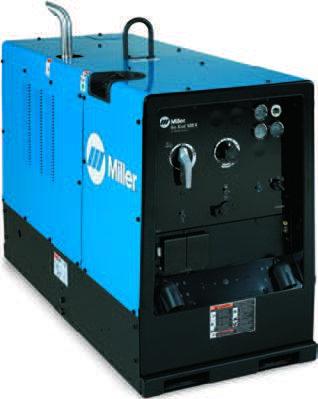Сварочный аппарат Miller Big Blue 500 X CC
