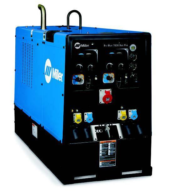 Сварочный аппарат Miller Big Blue 700X