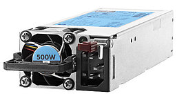 Блок питания HP 500W Flex Slot/Platinum Hot Plug Power Supply Kit 720478-B21