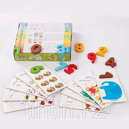 Карточки-вкладыши с цифрами, фото 2