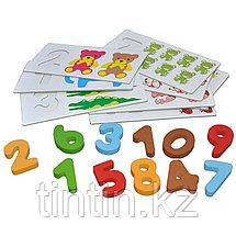 Карточки-вкладыши с цифрами, фото 3