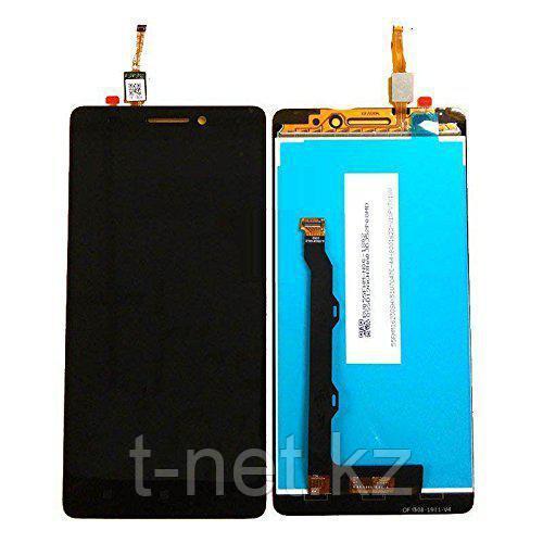 Дисплей LENOVO A6000 , с сенсором, цвет черный