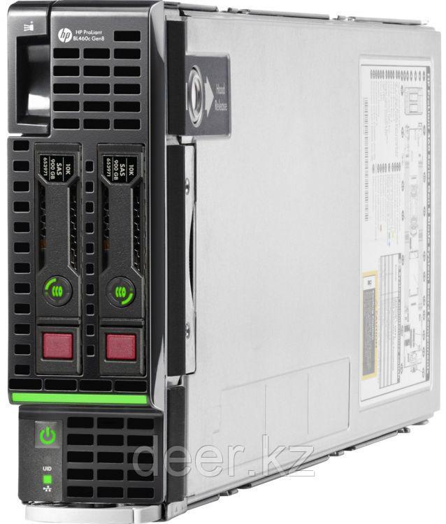 Сервер HP Enterprise BL460c Gen8 /1 x Intel Xeon E5-2609 666162-B21