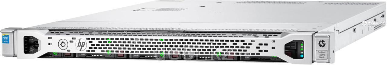 Сервер HP Enterprise DL360 Gen9 1 U/1 x Intel Xeon E5-2620v4 843375-425