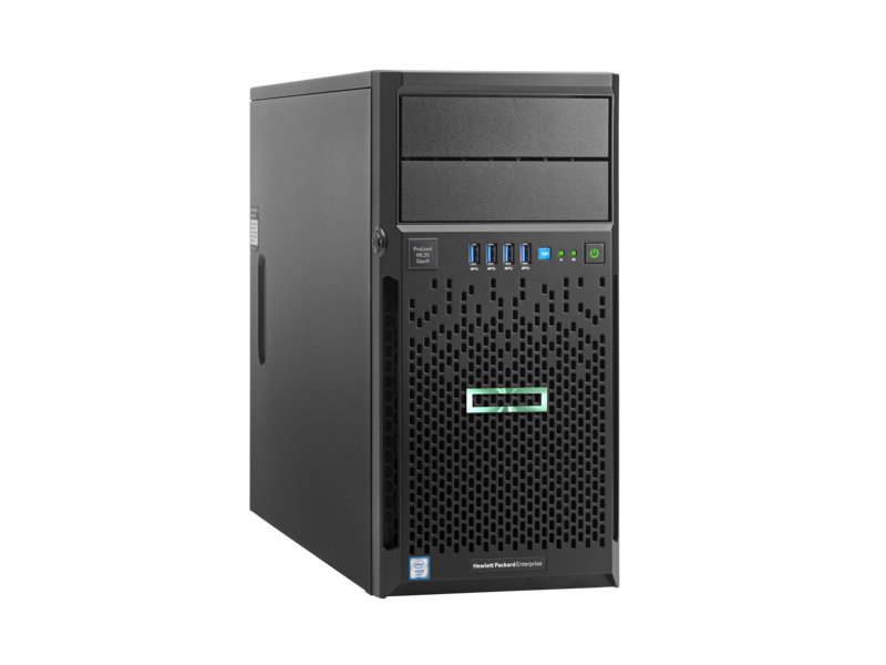Сервер HP Enterprise ML30 Gen9 4 U/1 x Intel Xeon E3-1220v5 P9J10A/Spec