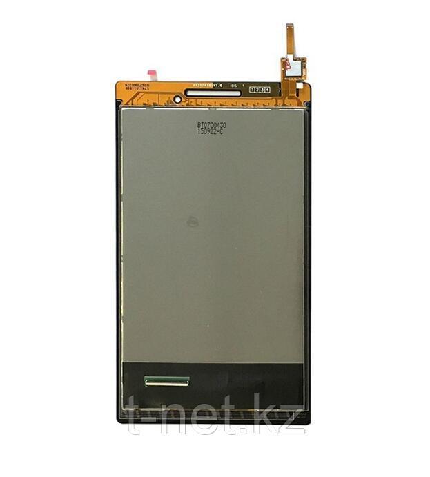 Дисплей LENOVO A7-10, с сенсором, цвет черный