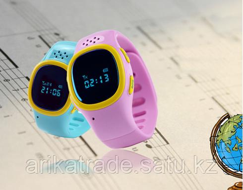 K520 часы для самых маленьких от 3 до 7 лет