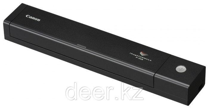 Сканер Canon 9704B003AA imageFORMULA P-208II A4 /600 dpi Speed 8 ppm