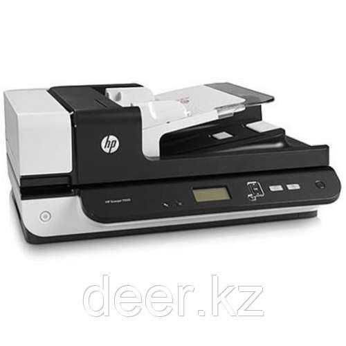 Сканер HP L2725B#B19 Scanjet Enterprise Flow 7500 A4 /600x600 dpi 24 bit Speed 50 ppm