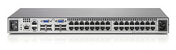 Switch HP Enterprise/0x2x32 KVM Server Console Switch G2 AF619A
