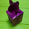 Банбоньерка бумажное сердце