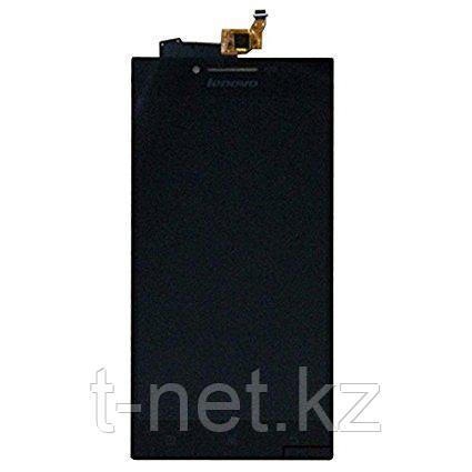 Дисплей Lenovo P70/P70-A/P70-T в сборе с сенсором, цвет черный