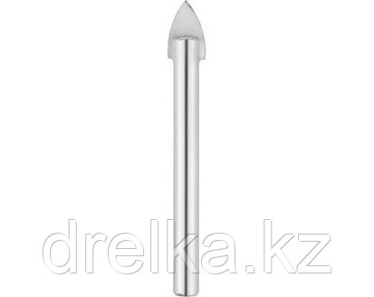 Сверла по кафелю и стеклу URAGAN 29830, с цилиндрическим хвостовиком , фото 2