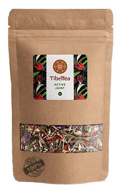 Tibettea (Тибетиа) - чай от паразитов