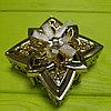 Банбоньерка Золотой цветок