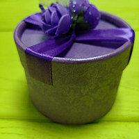Банбоньерка Фиолетовая нежность. , фото 1