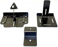 Комплект крепления Polycom Universal Camera Mounting for EagleEyeIV-12x&4x (2215-68675-001), фото 1