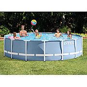 Каркасный бассейн 457х107 cм, полный комплект, Intex 28734/26724
