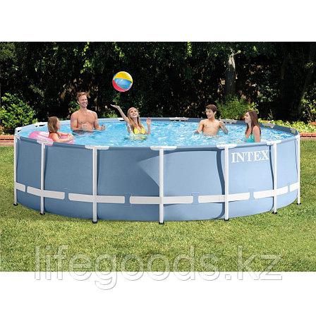 Каркасный бассейн 457х107 cм, полный комплект, Intex 28734/26724, фото 2