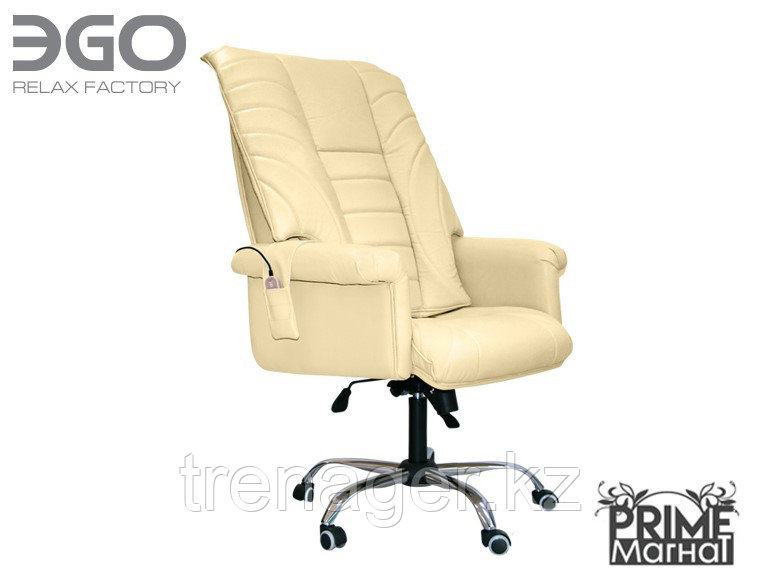 Офисное массажное кресло EGO PRIME EG1004 модификации Magnat искусственная кожа