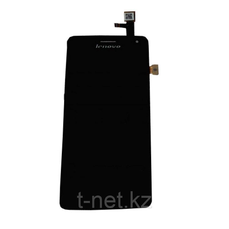 Дисплей Lenovo S660  с сенсором, цвет черный