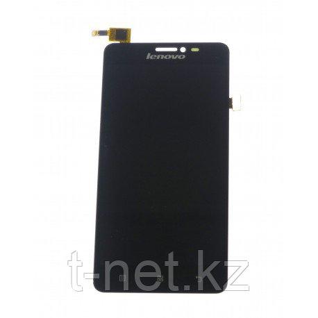 Дисплей Lenovo S850  с сенсором, цвет черный