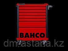 Инструментальная тележка с 7 выдвижными ящиками и защитными бортами, Производство: BAHCO (Швеция)