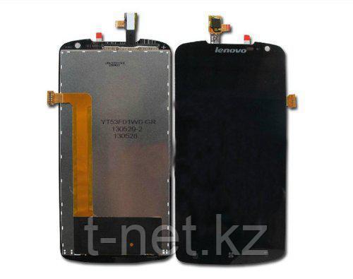 Дисплей Lenovo S920 с сенсором, цвет черный
