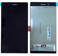 Дисплей Lenovo TAB 3 TB-730x  с сенсором, цвет черный