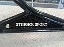 """Рычаги треугольные """"S-1"""" СПОРТ, облегчённые на полиуретане Stinger, фото 3"""