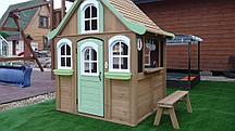 Деревянный домик «Джорджия-2»