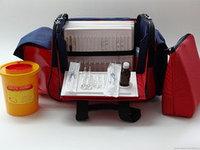 Сумка-укладка для бригад Скорой помощи (модель 01-1)