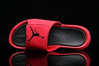 Шлепанцы мужские Nike Air Jordan Hydro 6 gym red/black