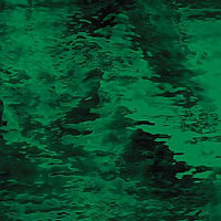 Hunter Green Waterglass