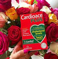 Cardioace Plus Cardioace Plus - мультивитамины для поддержания здоровья сердца и кровообращения.