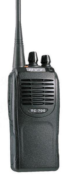 Радиостанция HYT TC700EX (ATEX)