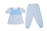 Пижама из хлопка детская