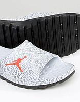 Вьетнамки Nike Men's Air Jordan SUPER.FLY TEAM SLIDE Grey/White